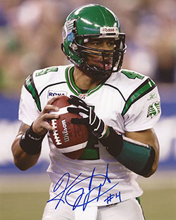 Kerry Joseph Autographed 8x10 Photo